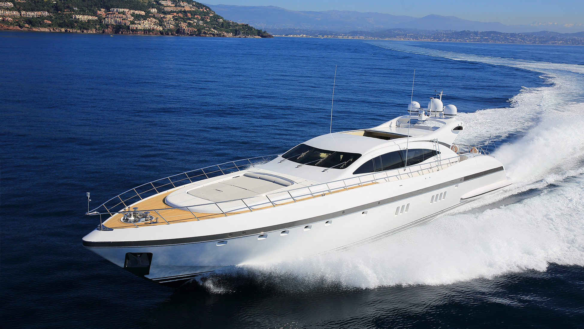 Yachting Concept Mosking for Charter in Cannes